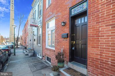 806 S Glover Street, Baltimore, MD 21224 - #: MDBA538526
