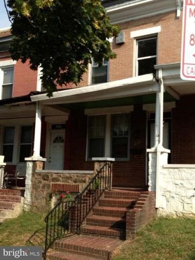 1808 Presstman Street, Baltimore, MD 21217 - #: MDBA538604