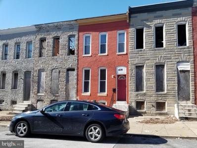 1530 Holbrook Street, Baltimore, MD 21202 - #: MDBA538690