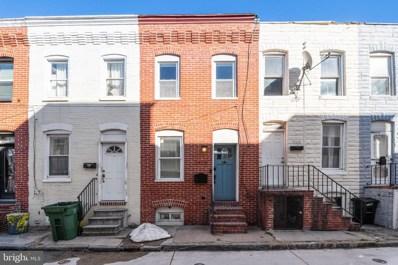 1713 Olive Street, Baltimore, MD 21230 - MLS#: MDBA538744