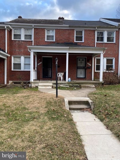 5165 Frederick Avenue, Baltimore, MD 21229 - #: MDBA538766