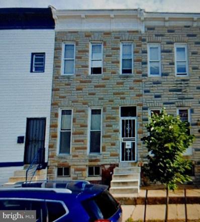 2548 W Fairmount Avenue, Baltimore, MD 21223 - #: MDBA538846