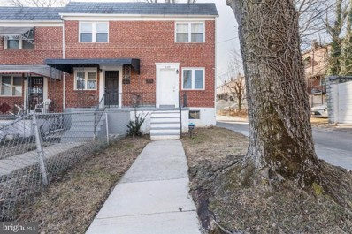 4109 Colborne Road, Baltimore, MD 21229 - #: MDBA538856