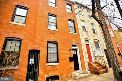 104 S Wolfe Street, Baltimore, MD 21231 - #: MDBA538908