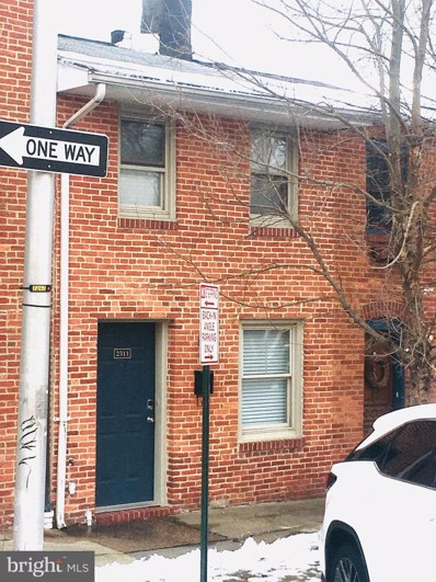 2311 Foster Avenue, Baltimore, MD 21224 - #: MDBA538930