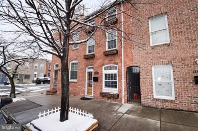 2602 Hudson Street, Baltimore, MD 21224 - #: MDBA538972