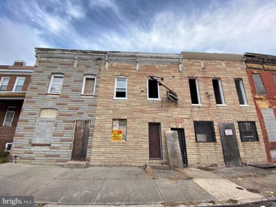 1618 Gorsuch Avenue, Baltimore, MD 21218 - #: MDBA538986