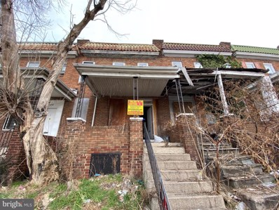 2426 W Franklin Street, Baltimore, MD 21223 - #: MDBA538992