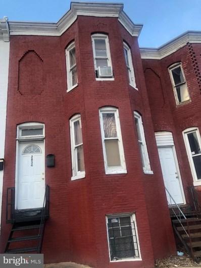 2834 Frederick Avenue, Baltimore, MD 21223 - #: MDBA539120