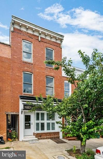 2536 Foster Avenue, Baltimore, MD 21224 - #: MDBA539172