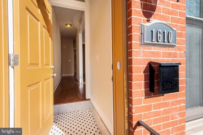 1610 E Biddle Street, Baltimore, MD 21213 - #: MDBA539204