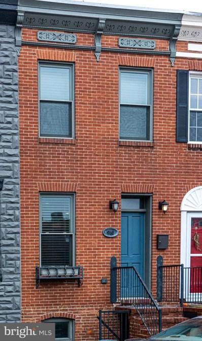 910 S Kenwood Avenue, Baltimore, MD 21224 - #: MDBA539206
