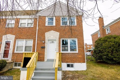 4740 Homesdale Avenue, Baltimore, MD 21206 - #: MDBA539274