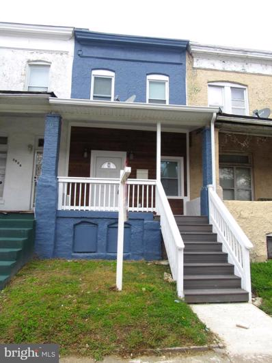 3006 Oakford Avenue, Baltimore, MD 21215 - #: MDBA539332