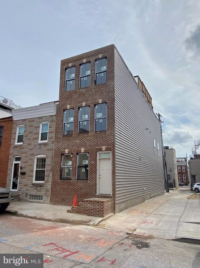 1123 S Decker Avenue, Baltimore, MD 21224 - #: MDBA539400