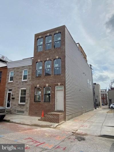 1123 S Decker Avenue, Baltimore, MD 21224 - #: MDBA539400