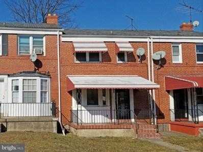 1220 Sheridan Avenue, Baltimore, MD 21239 - #: MDBA539432