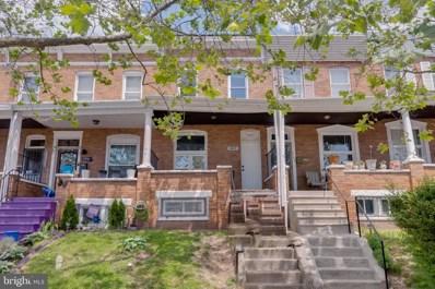 1706 E 30TH Street, Baltimore, MD 21218 - #: MDBA539456