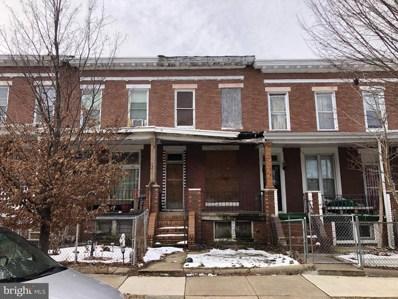 1739 Montpelier Street, Baltimore, MD 21218 - #: MDBA539460