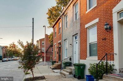 948 W Lombard Street, Baltimore, MD 21223 - #: MDBA539504