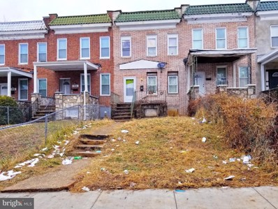 4104 Fairview Avenue, Baltimore, MD 21216 - #: MDBA539518