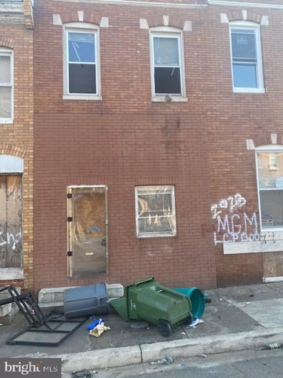 2419 Christian Street, Baltimore, MD 21223 - #: MDBA539612