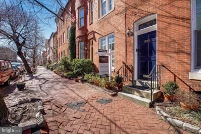 800 William Street UNIT 1, Baltimore, MD 21230 - #: MDBA539646