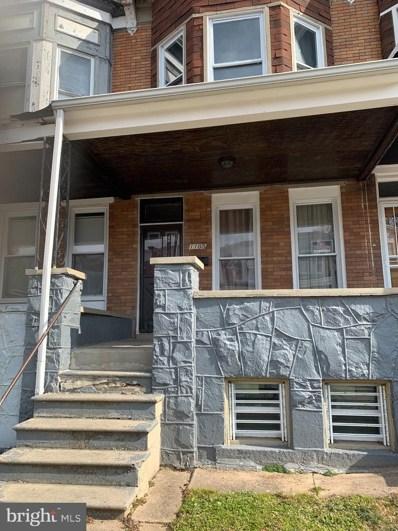 1105 N Dukeland Street, Baltimore, MD 21216 - #: MDBA539666