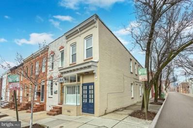 20 E Randall Street, Baltimore, MD 21230 - MLS#: MDBA539682
