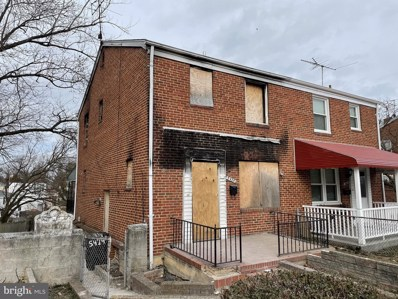 5424 Hilltop Avenue, Baltimore, MD 21206 - #: MDBA539710