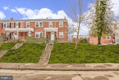 912 Reverdy Road, Baltimore, MD 21212 - #: MDBA539734