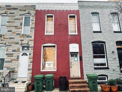 777 W Cross Street, Baltimore, MD 21230 - #: MDBA539762