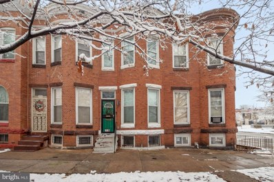2703 Parkwood Avenue, Baltimore, MD 21217 - #: MDBA539802