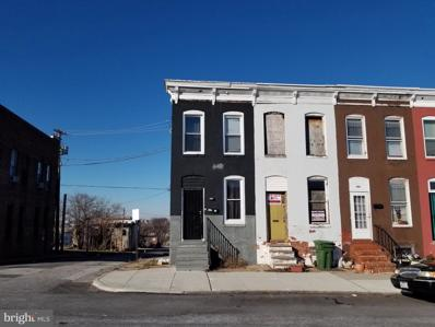 1412 N Collington Avenue, Baltimore, MD 21213 - #: MDBA539904
