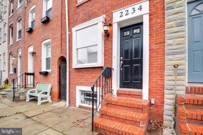 2234 Cambridge Street, Baltimore, MD 21231 - #: MDBA539922