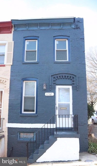 1152 Shields Place, Baltimore, MD 21201 - #: MDBA539930