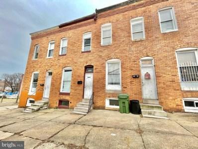 2403 W Lombard Street, Baltimore, MD 21223 - #: MDBA539938