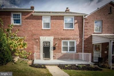 3829 Kimble Road, Baltimore, MD 21218 - #: MDBA539986