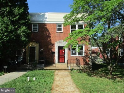 3813 Parkmont Avenue, Baltimore, MD 21206 - #: MDBA540008