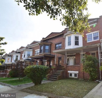821 Brooks Lane, Baltimore, MD 21217 - #: MDBA540016