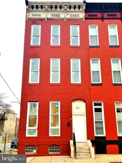 1800 McCulloh Street, Baltimore, MD 21217 - #: MDBA540086
