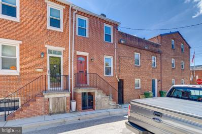 203 Grindall Street, Baltimore, MD 21230 - #: MDBA540102