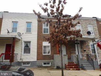 411 N East Avenue, Baltimore, MD 21224 - #: MDBA540156