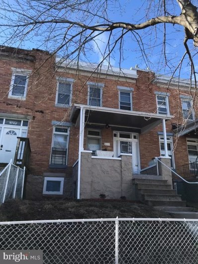1612 Poplar Grove Street, Baltimore, MD 21216 - #: MDBA540186