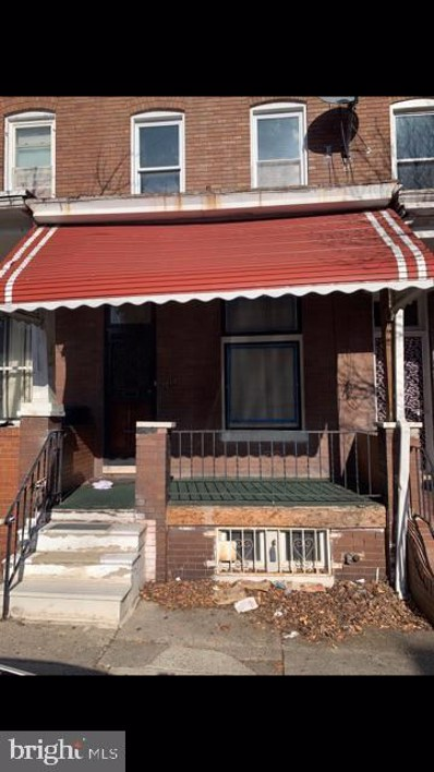 1710 Normal Avenue, Baltimore, MD 21213 - #: MDBA540192