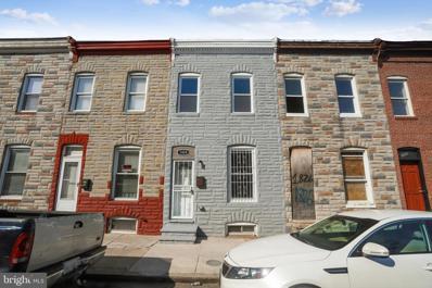 1824 N Port Street, Baltimore, MD 21213 - #: MDBA540288