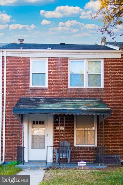 5410 Northwood Drive, Baltimore, MD 21239 - #: MDBA540300