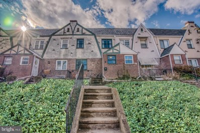 3710 Elkader Road, Baltimore, MD 21218 - #: MDBA540310