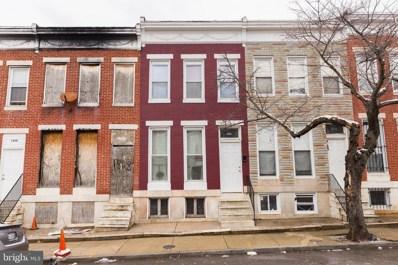 1826 Penrose Avenue, Baltimore, MD 21223 - #: MDBA540338