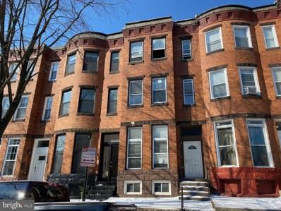 2314 Callow Avenue, Baltimore, MD 21217 - #: MDBA540354